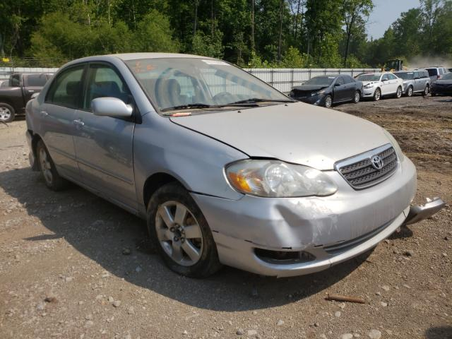 Salvage cars for sale from Copart Louisville, KY: 2007 Toyota Corolla CE