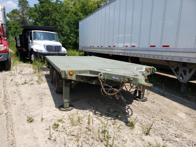 Vehiculos salvage en venta de Copart Glassboro, NJ: 2007 Utility Trailer