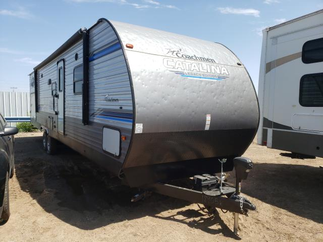 Catalina Trailer salvage cars for sale: 2020 Catalina Trailer