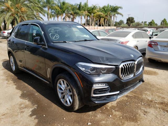 BMW salvage cars for sale: 2019 BMW X5 XDRIVE4