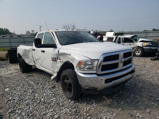 Salvage cars for sale from Copart Montgomery, AL: 2016 Dodge RAM 3500 ST