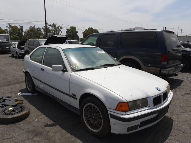 Salvage cars for sale from Copart Colton, CA: 1995 BMW 318 TI