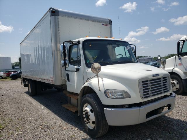 Upcoming salvage trucks for sale at auction: 2016 Freightliner M2 106 MED