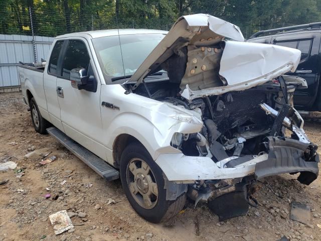 Salvage cars for sale from Copart Austell, GA: 2013 Ford F-150