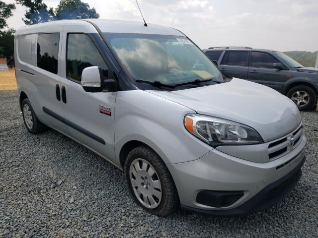 Salvage cars for sale from Copart Concord, NC: 2018 Dodge RAM Promaster