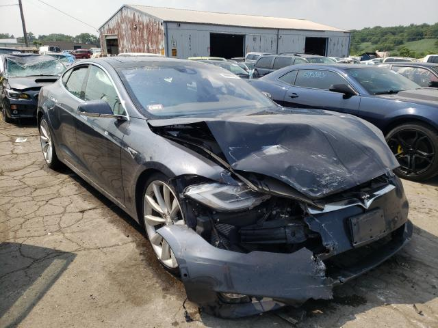 Tesla salvage cars for sale: 2016 Tesla Model S