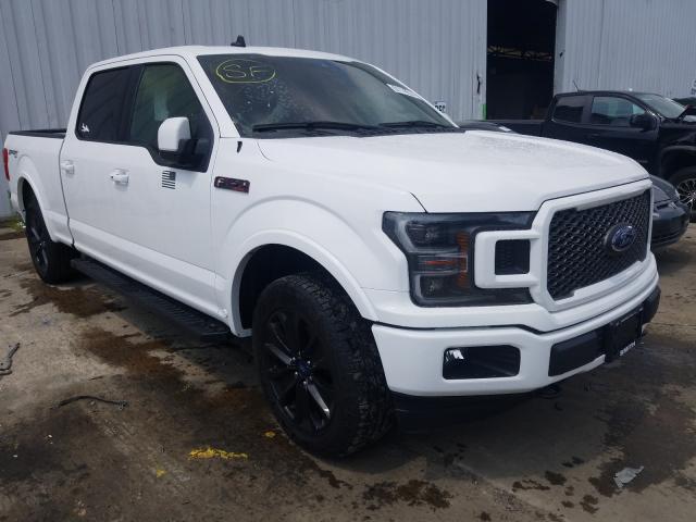 Vehiculos salvage en venta de Copart Windsor, NJ: 2019 Ford F150 Super