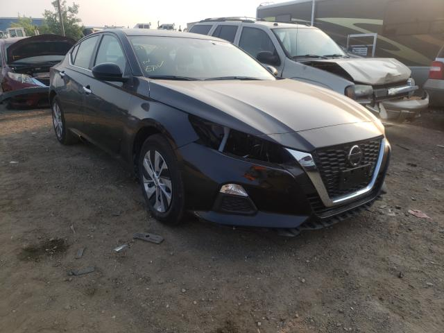 Salvage cars for sale from Copart Des Moines, IA: 2021 Nissan Altima S