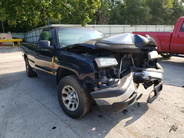 Salvage cars for sale from Copart Ellwood City, PA: 2006 Chevrolet Silverado