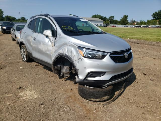 Salvage cars for sale from Copart Columbia Station, OH: 2020 Buick Encore PRE