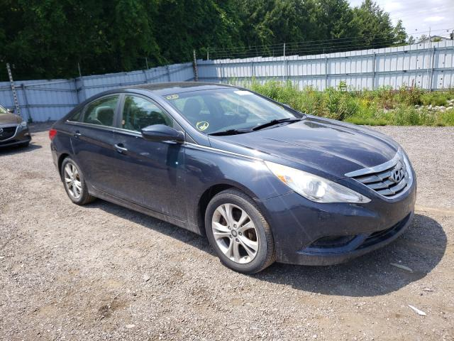 Salvage cars for sale from Copart London, ON: 2011 Hyundai Sonata GLS