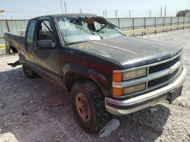 Vehiculos salvage en venta de Copart Haslet, TX: 1998 Chevrolet GMT-400 K2