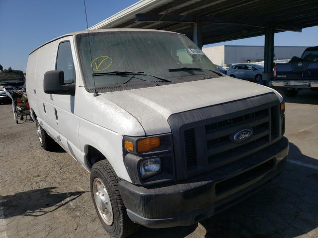 Salvage cars for sale from Copart Hayward, CA: 2011 Ford Econoline