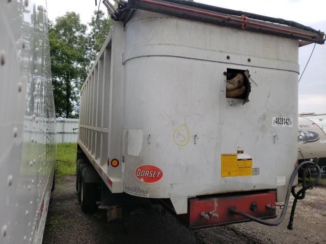 Dorsey Trailers salvage cars for sale: 1993 Dorsey Trailers Dump Trailer