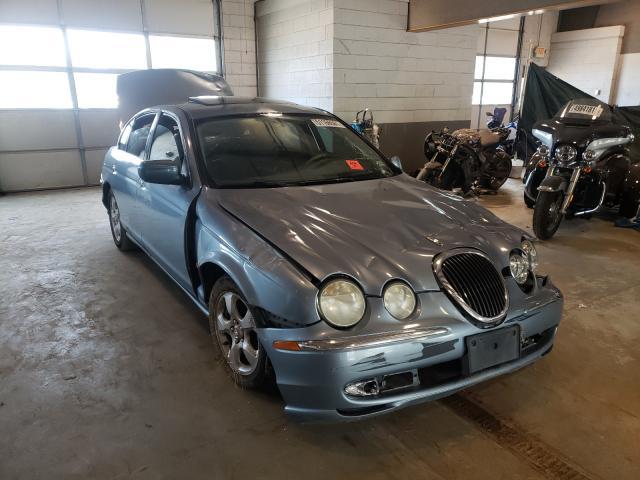 Jaguar S-Type salvage cars for sale: 2002 Jaguar S-Type