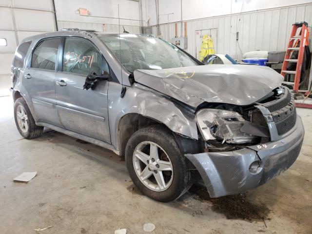 Vehiculos salvage en venta de Copart Columbia, MO: 2005 Chevrolet Equinox LT