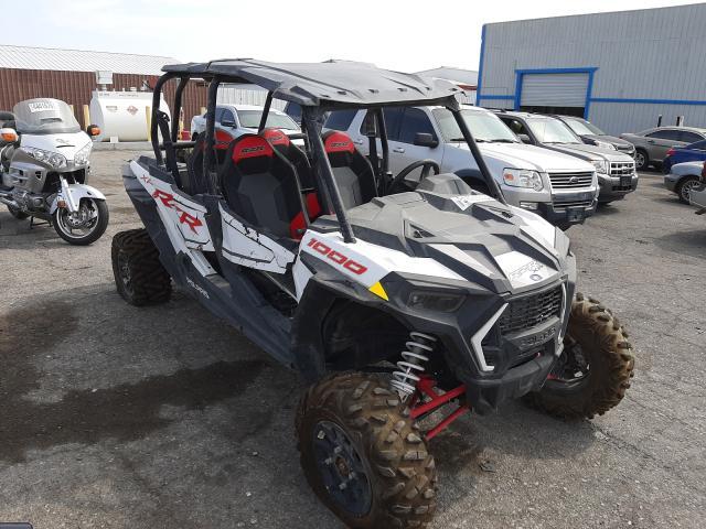 Salvage motorcycles for sale at Las Vegas, NV auction: 2020 Polaris RZR XP 4 1