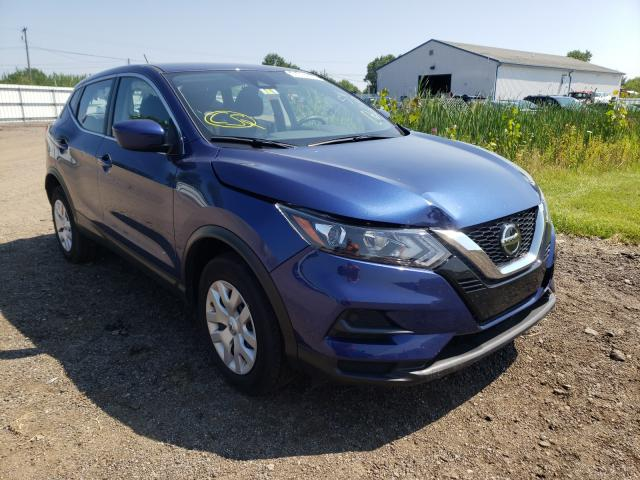 Salvage cars for sale from Copart Columbia Station, OH: 2020 Nissan Rogue Sport