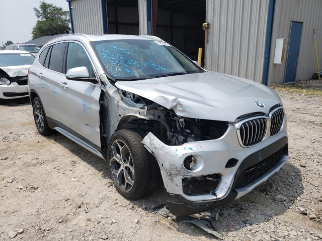 Salvage cars for sale from Copart Sikeston, MO: 2017 BMW X1 XDRIVE2