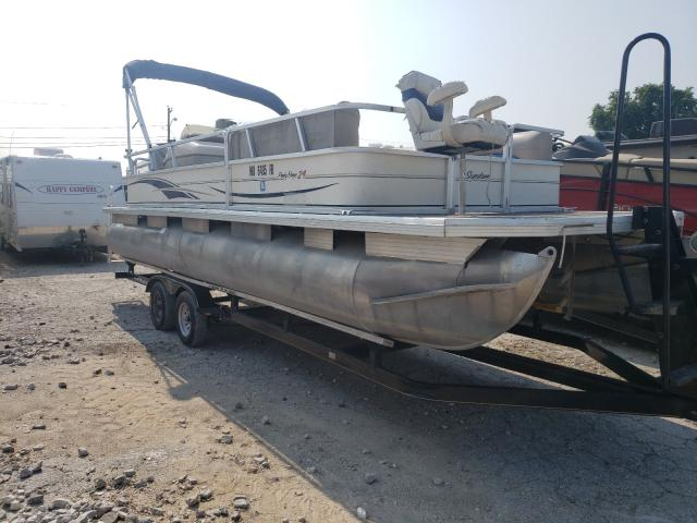 Salvage cars for sale from Copart Rogersville, MO: 2004 Other Boat