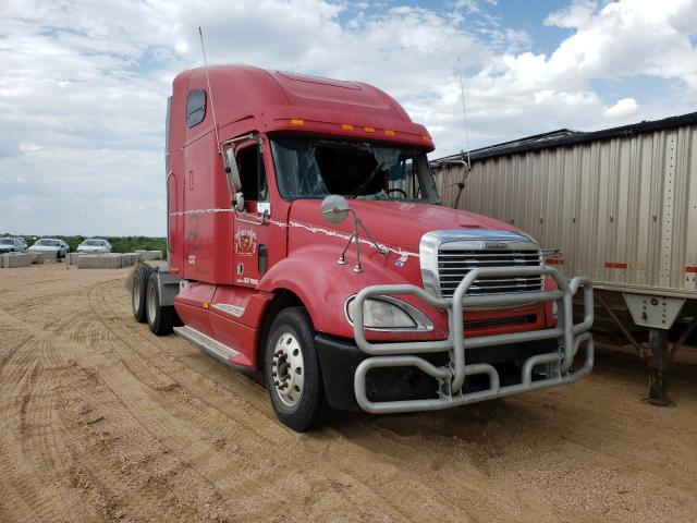 Salvage cars for sale from Copart Colorado Springs, CO: 2003 Freightliner Convention