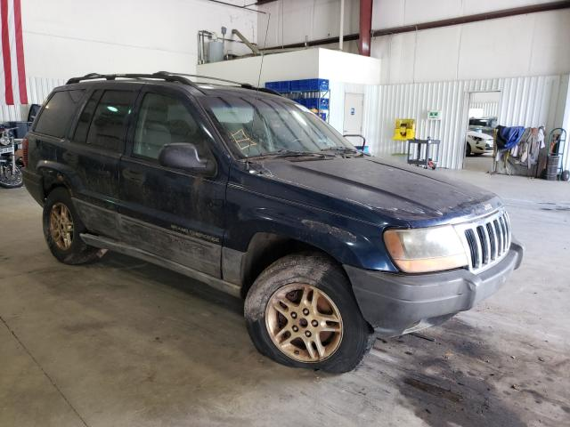 Salvage cars for sale from Copart Lufkin, TX: 2000 Jeep Grand Cherokee