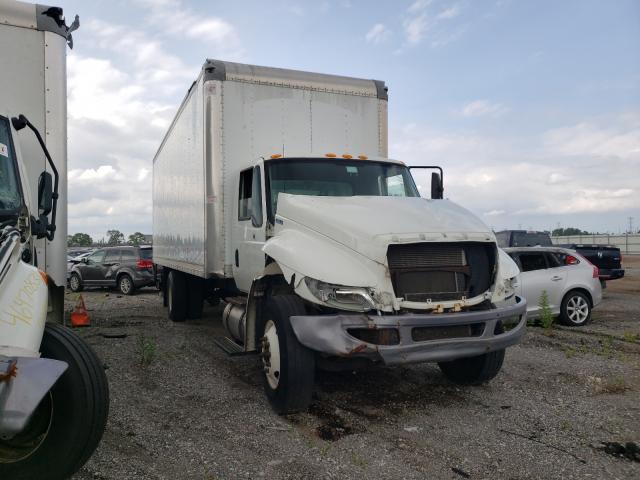 Vehiculos salvage en venta de Copart Chicago Heights, IL: 2015 International 4000 4300