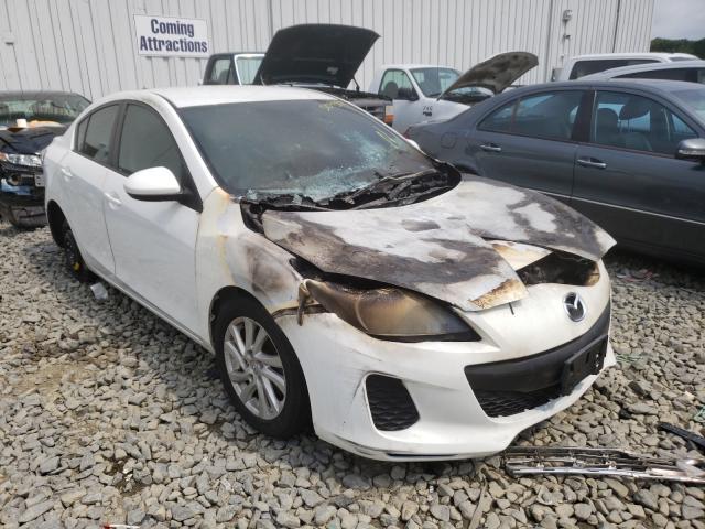 2012 Mazda 3 I en venta en Windsor, NJ
