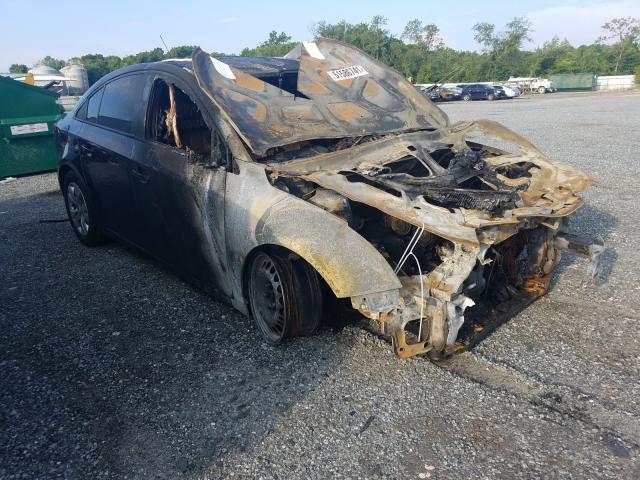 Vehiculos salvage en venta de Copart Jacksonville, FL: 2015 Chevrolet Cruze LS