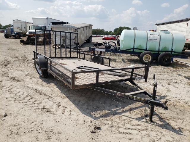 2019 Utility Trailer en venta en Wichita, KS