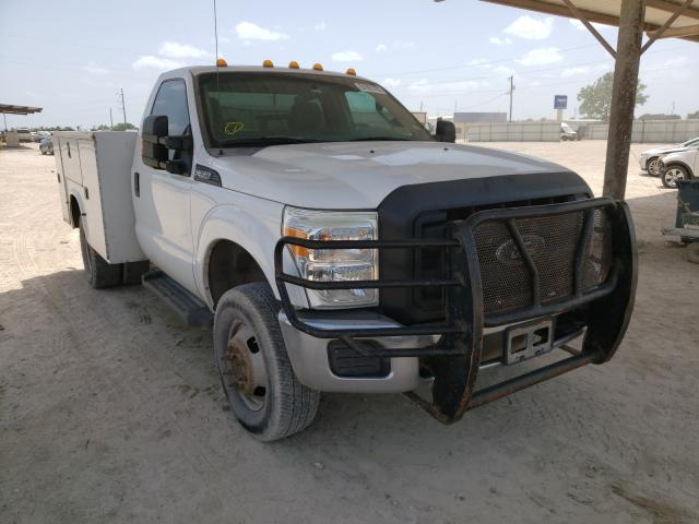 Salvage cars for sale from Copart Temple, TX: 2014 Ford F350 Super