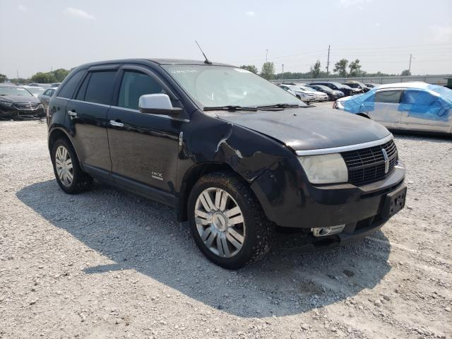 Lincoln MKX salvage cars for sale: 2008 Lincoln MKX