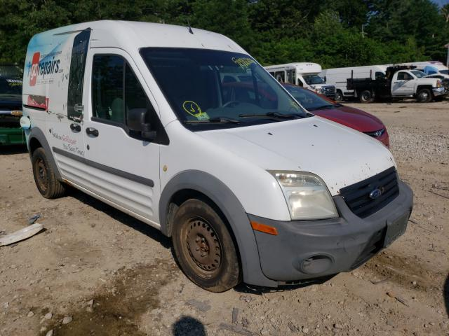 Salvage cars for sale from Copart Mendon, MA: 2010 Ford Transit CO