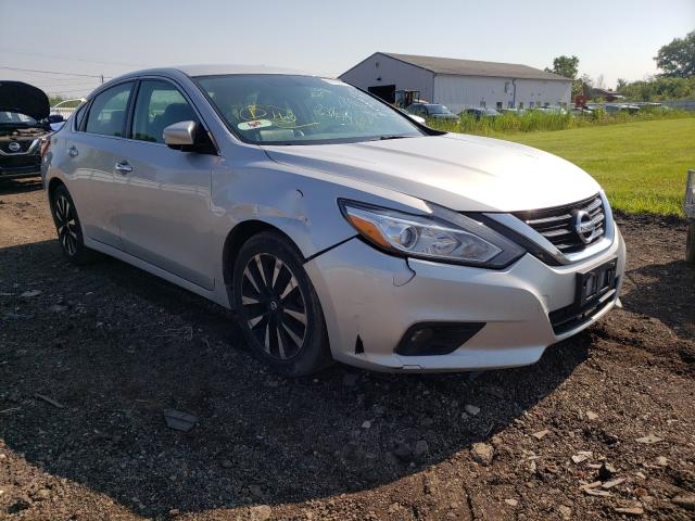 Salvage cars for sale from Copart Columbia Station, OH: 2018 Nissan Altima 2.5