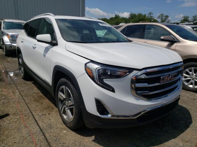 Salvage cars for sale from Copart Jacksonville, FL: 2019 GMC Terrain SL