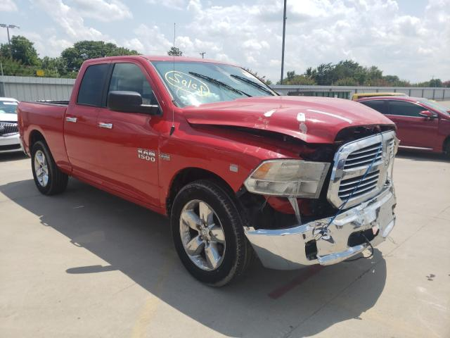 Salvage cars for sale from Copart Wilmer, TX: 2016 Dodge RAM 1500 SLT