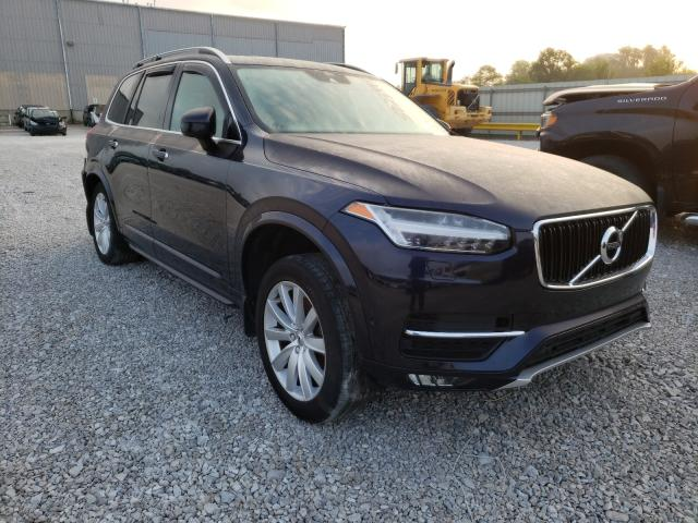 Salvage cars for sale from Copart Lawrenceburg, KY: 2016 Volvo XC90 T6