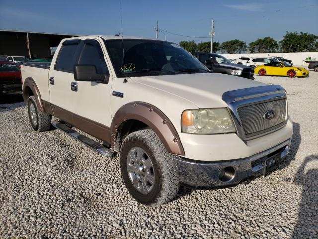 Salvage cars for sale from Copart Homestead, FL: 2007 Ford F150 Super
