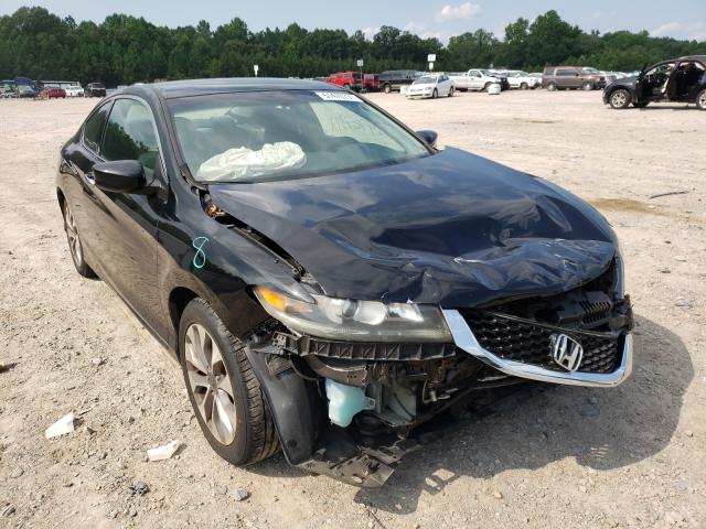Salvage cars for sale at Charles City, VA auction: 2014 Honda Accord LX
