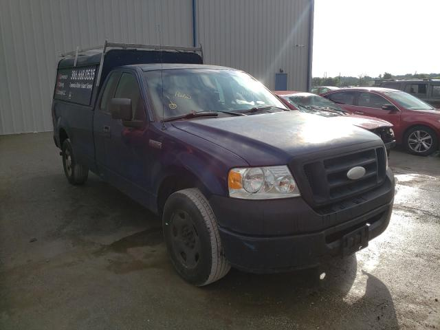 Salvage cars for sale from Copart Apopka, FL: 2008 Ford F150