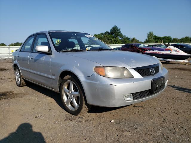 Mazda Protege salvage cars for sale: 2001 Mazda Protege
