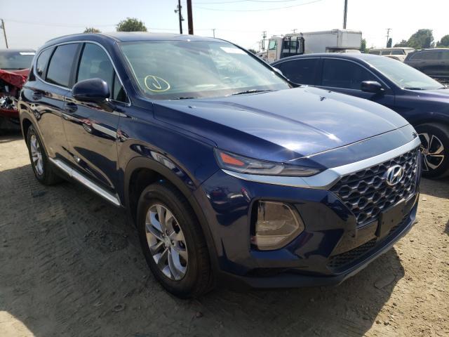 Hyundai Vehiculos salvage en venta: 2019 Hyundai Santa FE S