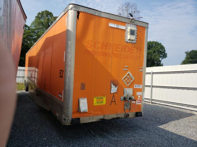 Other 53 Trailer salvage cars for sale: 2005 Other 53 Trailer