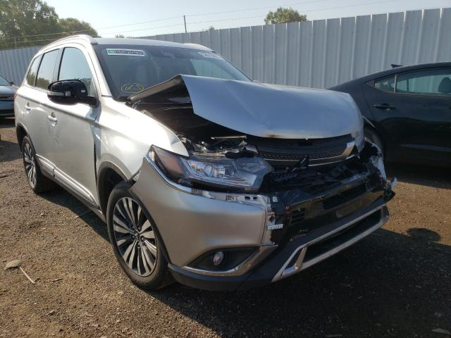 Salvage cars for sale from Copart Columbia Station, OH: 2020 Mitsubishi Outlander