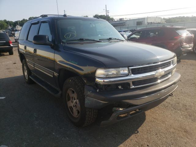 Chevrolet Tahoe salvage cars for sale: 2005 Chevrolet Tahoe