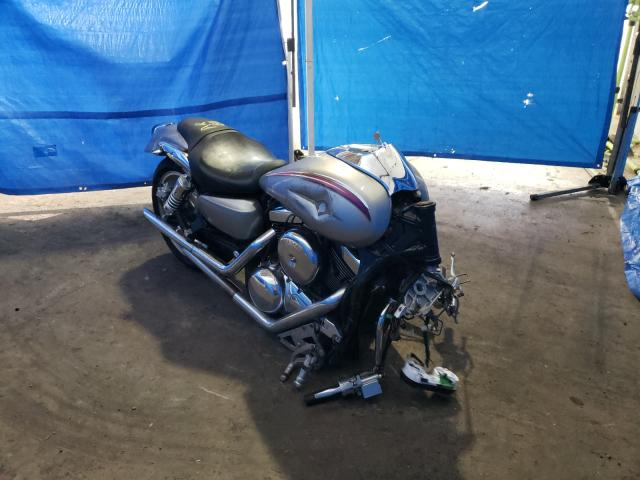 Salvage cars for sale from Copart Atlantic Canada Auction, NB: 2003 Kawasaki VN1500 P1