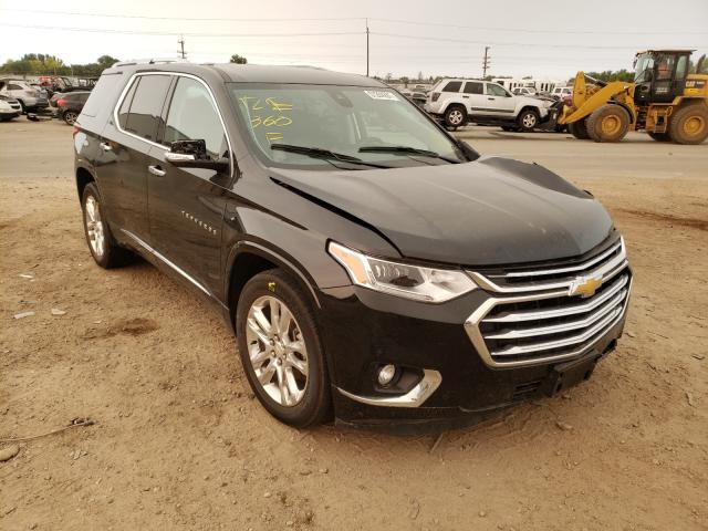 Salvage cars for sale at Nampa, ID auction: 2019 Chevrolet Traverse H