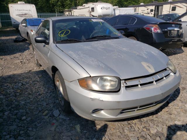 Chevrolet Cavalier salvage cars for sale: 2004 Chevrolet Cavalier
