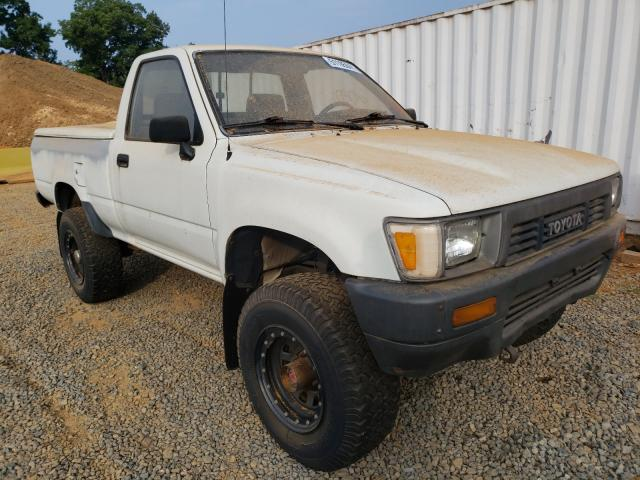 Salvage cars for sale from Copart Concord, NC: 1989 Toyota Pickup 1/2