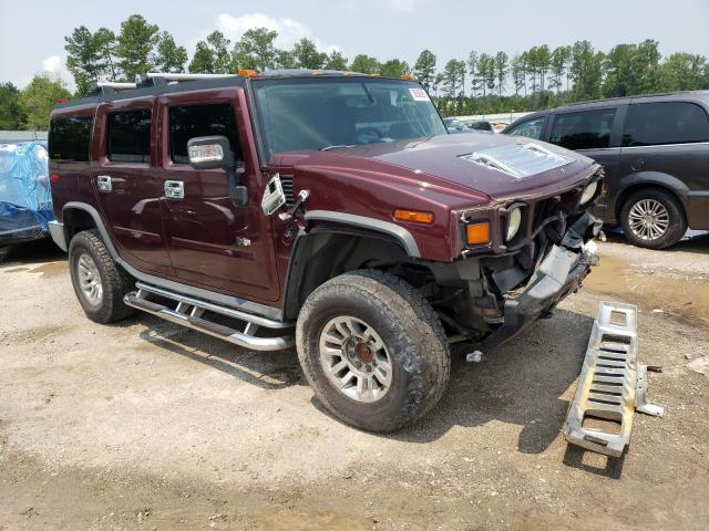 Hummer H2 salvage cars for sale: 2006 Hummer H2